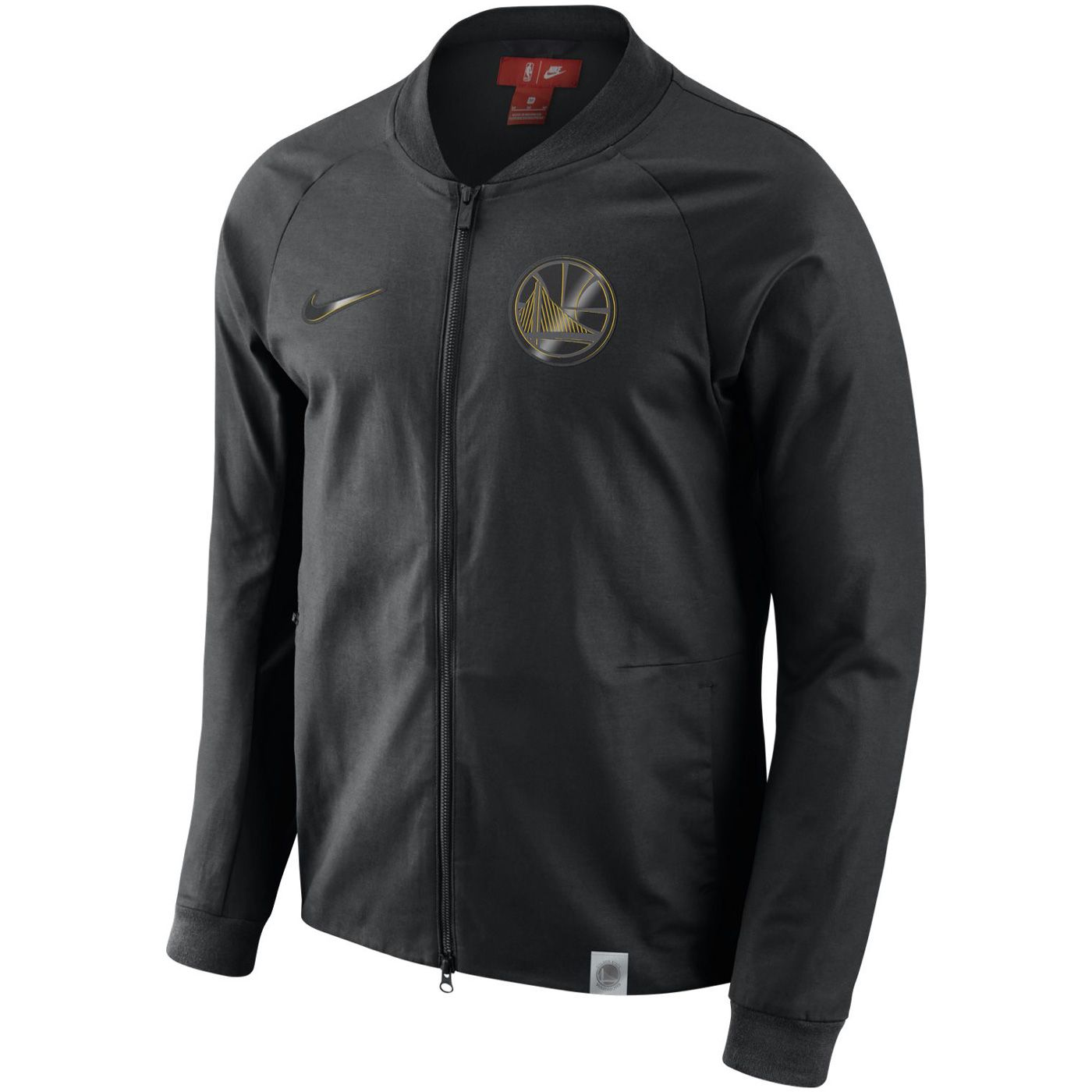 6167e3743 Nike 2019 NBA All-Star Weekend Men's Courtside Jacket - Black | 2018 ...