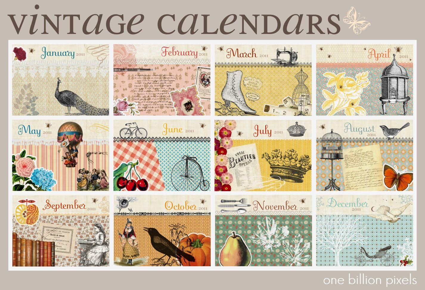 Vintage Calendar Art : Vintage calendars quot it s a date pinterest