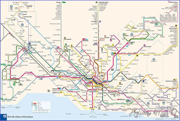 Switzerland Metro Map Http Holidaymapq Com Switzerland Metro Map Html Metro Map Transport Map Map