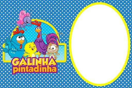 Kit De Gallinita Pintadita Para Decoración De Cumpleaños