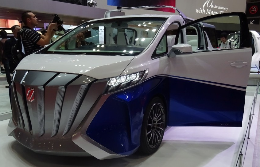 2020 Toyota Alphard Rumors Price And Changes
