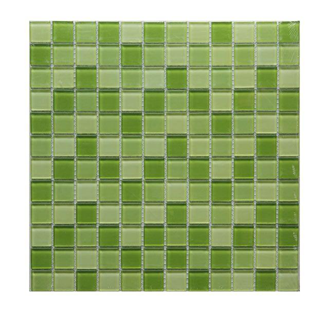 Casto Vert Verre Mosaique