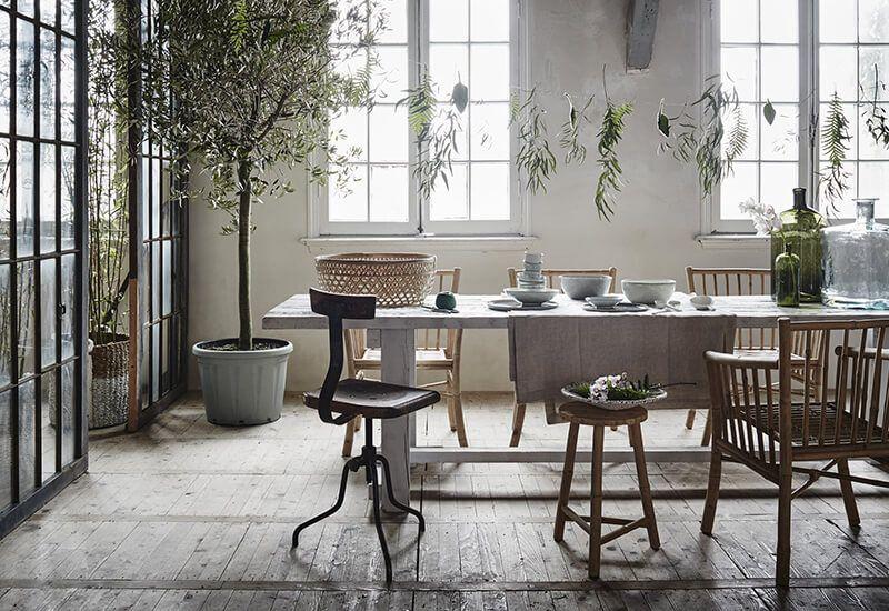 Inspiration : une déco d\'intérieur verdoyante   Interiors ...