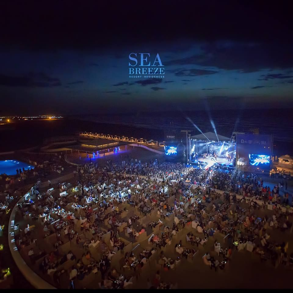 Emin S Concert In Sea Breeze Last Saturday Seabreezebaku Emin Nardaran Baku Azerbaijan Concert Weekend Beatgroup Sea Breeze Resort Recreation Centers