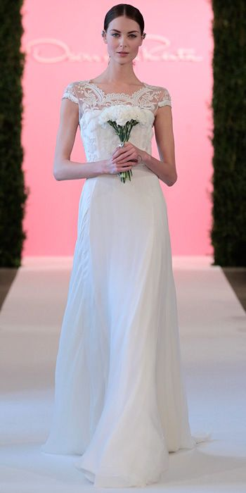 Oscar de la Renta's Dreamy Spring Bridal Collection | Fashion Style Mag | Page 19