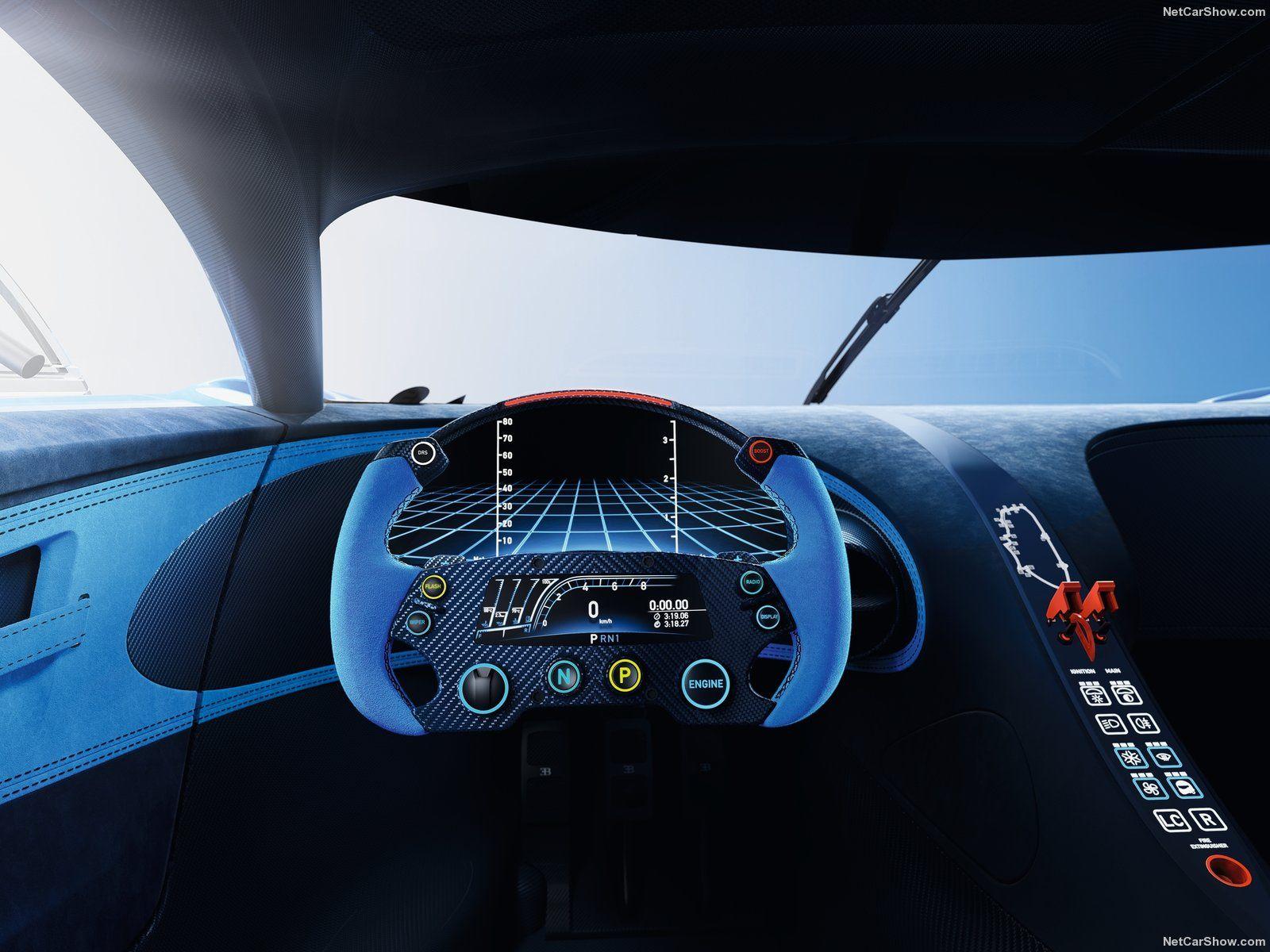 bugatti vision gran turismo concept 2015 (1600x1200