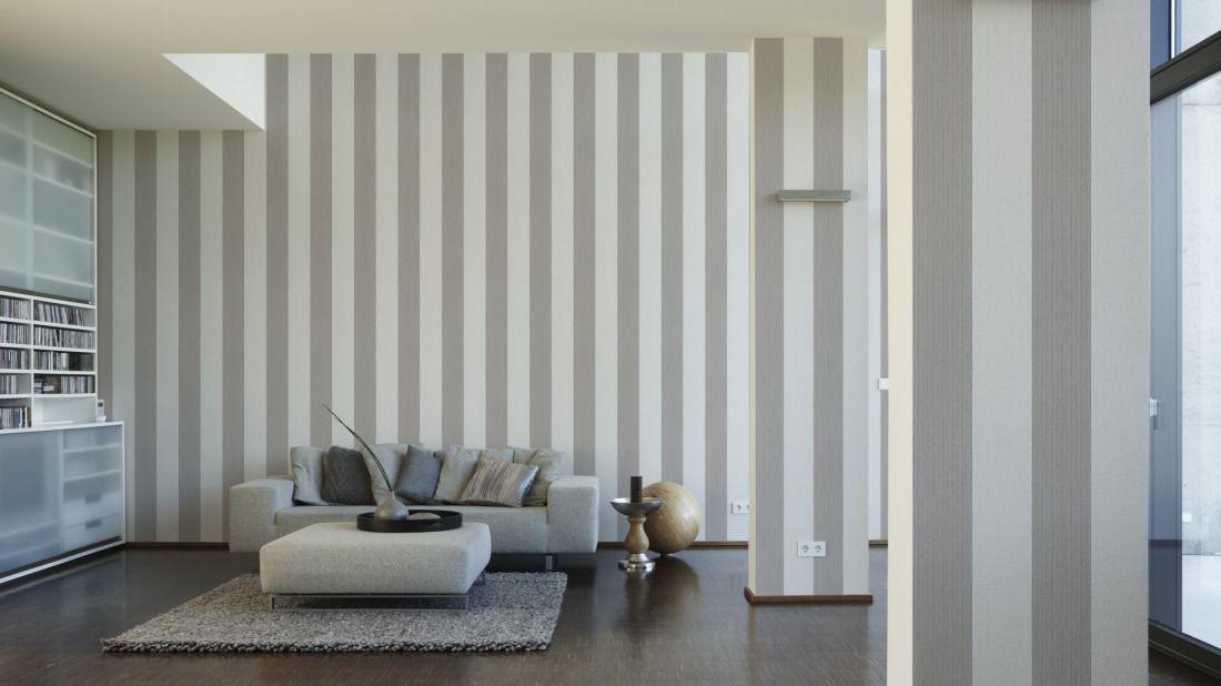 Esprit 10 Pruhy Stripes Tapeten Tapeten Wohnzimmer A Wande