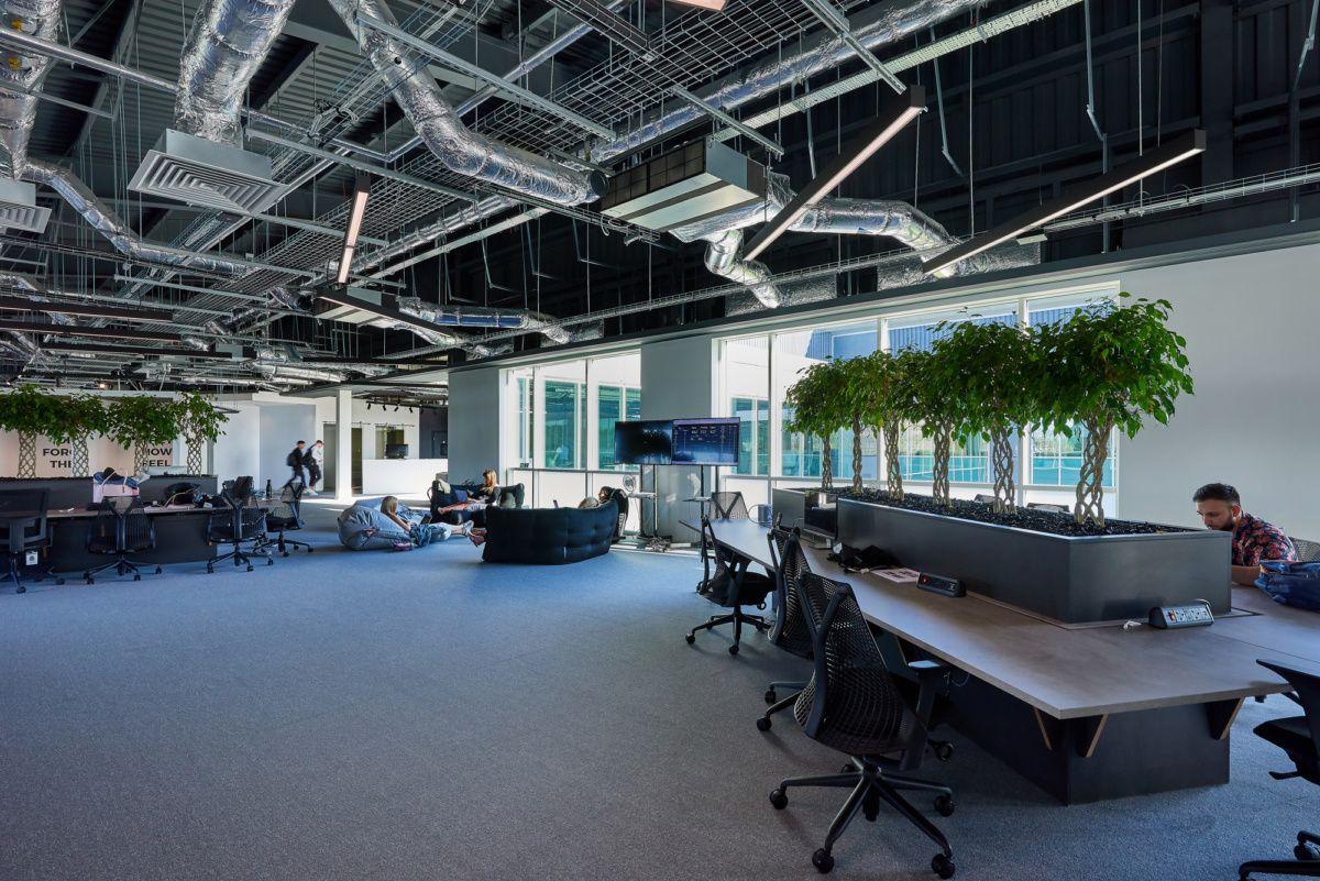 Office Tour Gymshark Headquarters Solihull Wellness Design