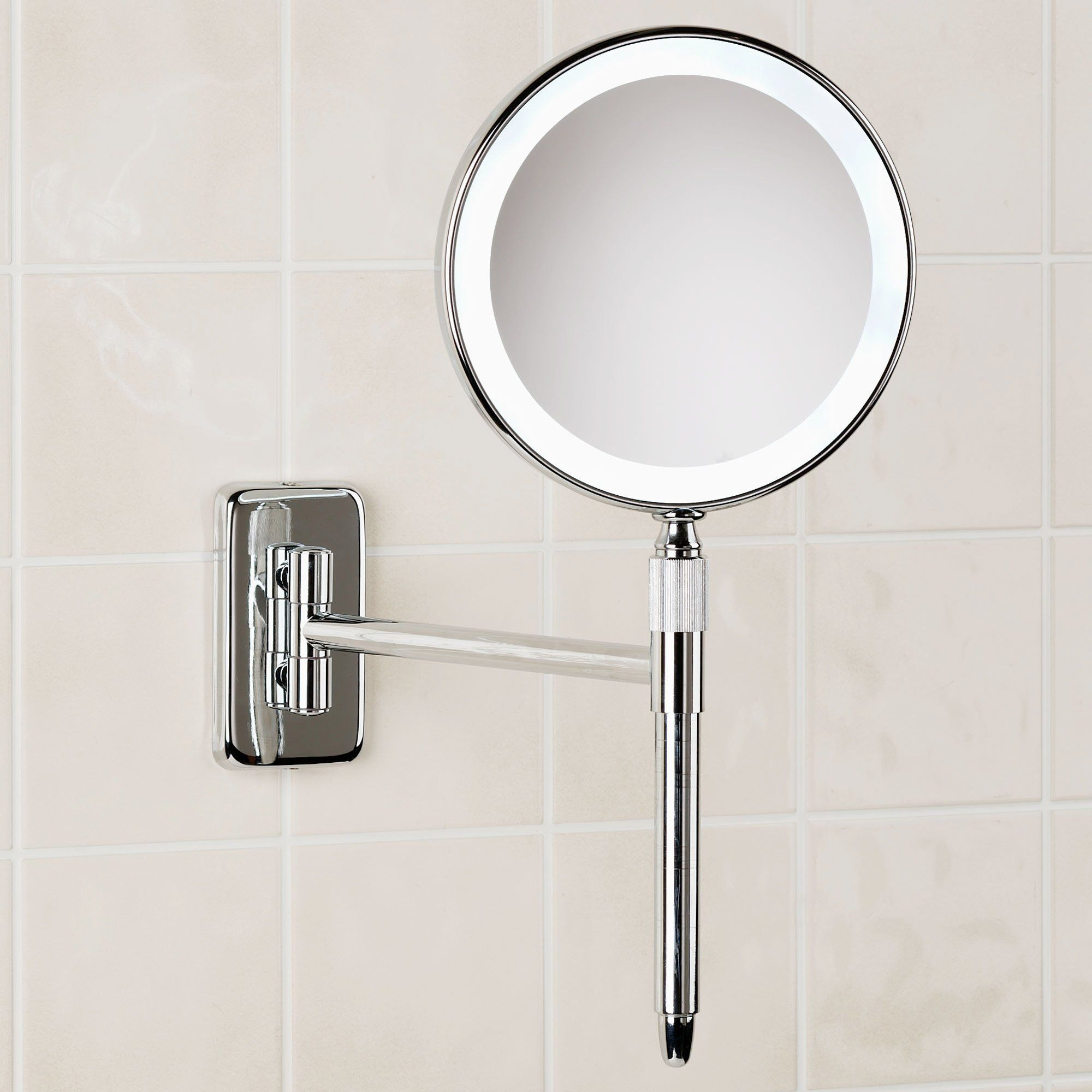 Pin By Buyesy On Lighted Makeup Mirror Wall Mounted Lighted