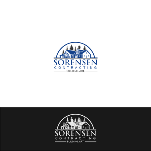 Logo For Builder Of Unique Homes To Go On Web Print Auto Logo