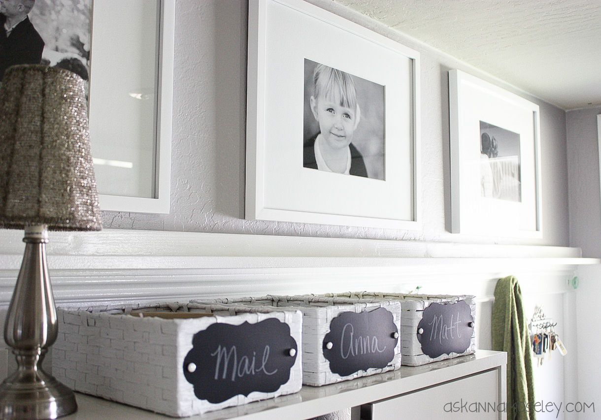 Board and Batten Entryway -- Ask Anna (6) | go green | Pinterest ...