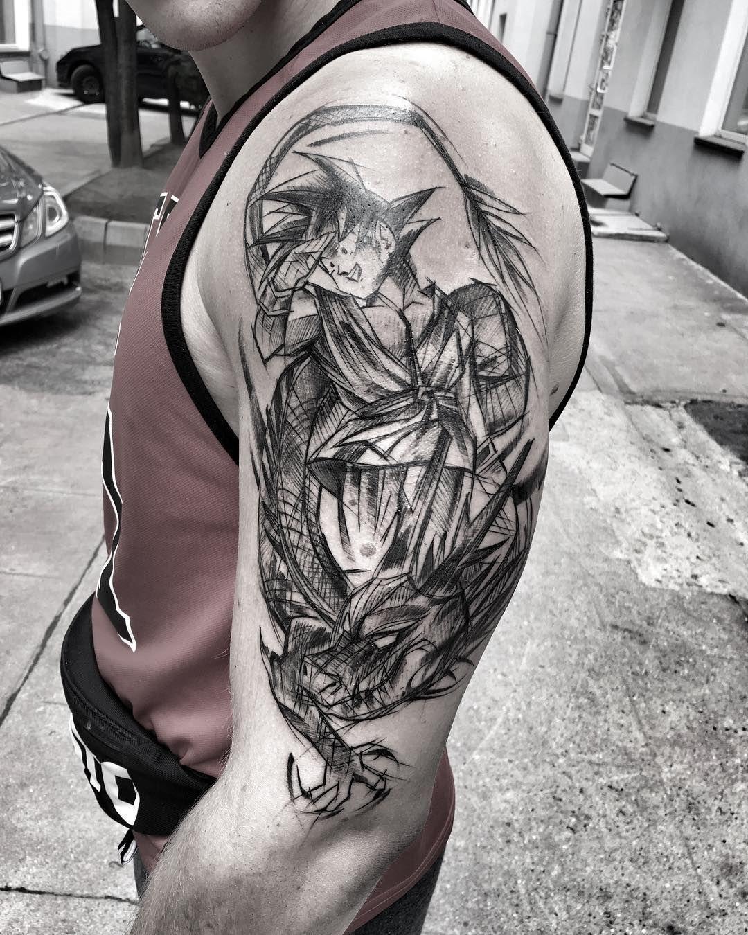 Inez janiak ineepine en instagram wowtattoo for Black ball tattoo