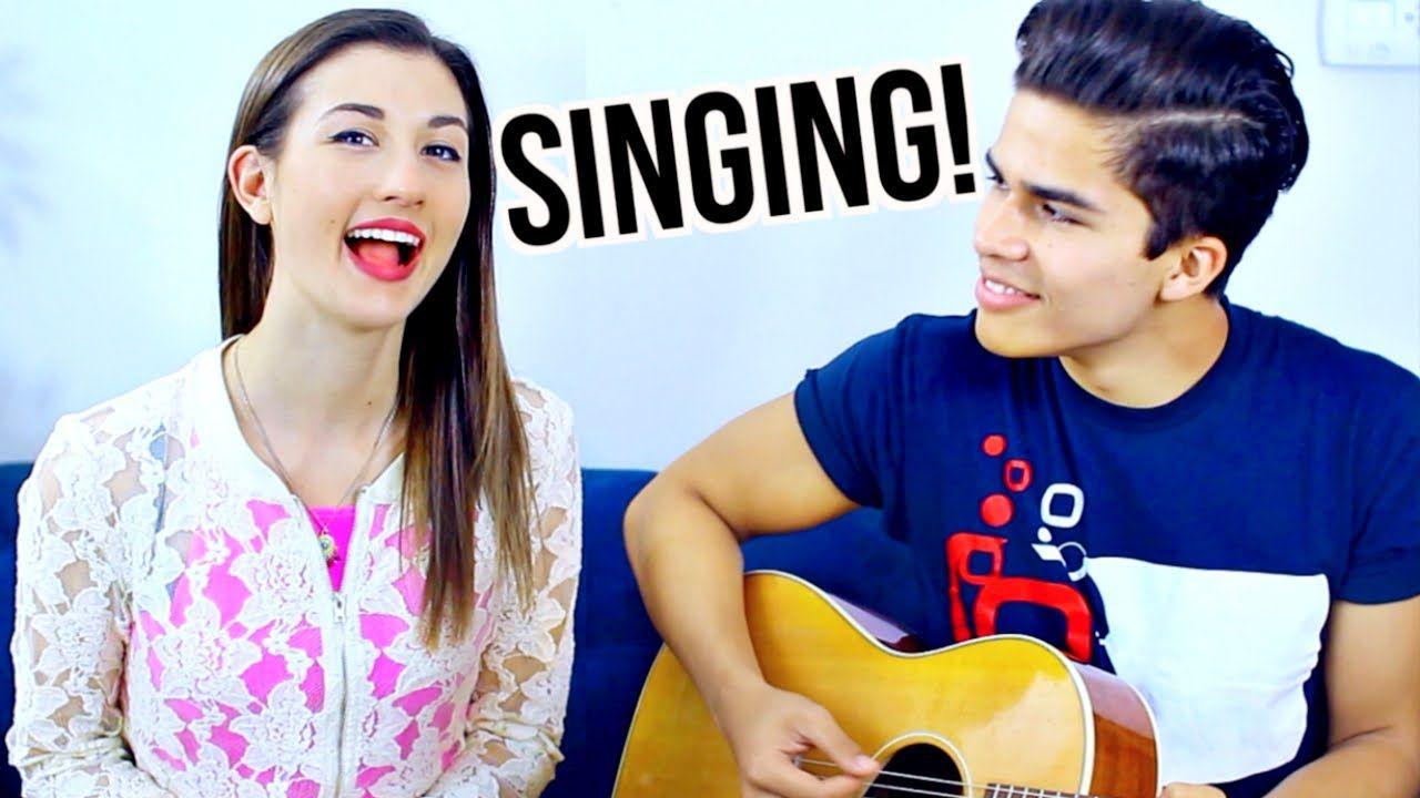 Singing With Alex! |  Like I'm Gonna Lose You - Meghan Trainor ft. John ...