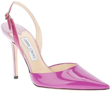 Volt Sling Back Pump - Lyst