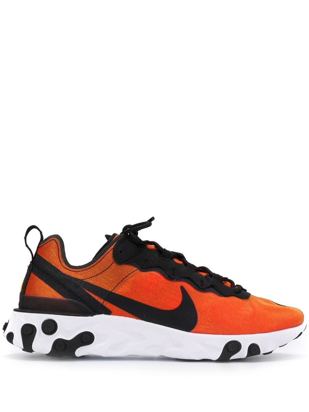 NIKE React Element 55 BQ6166-400 Navy// White// Black New Authentic Mens Shoes