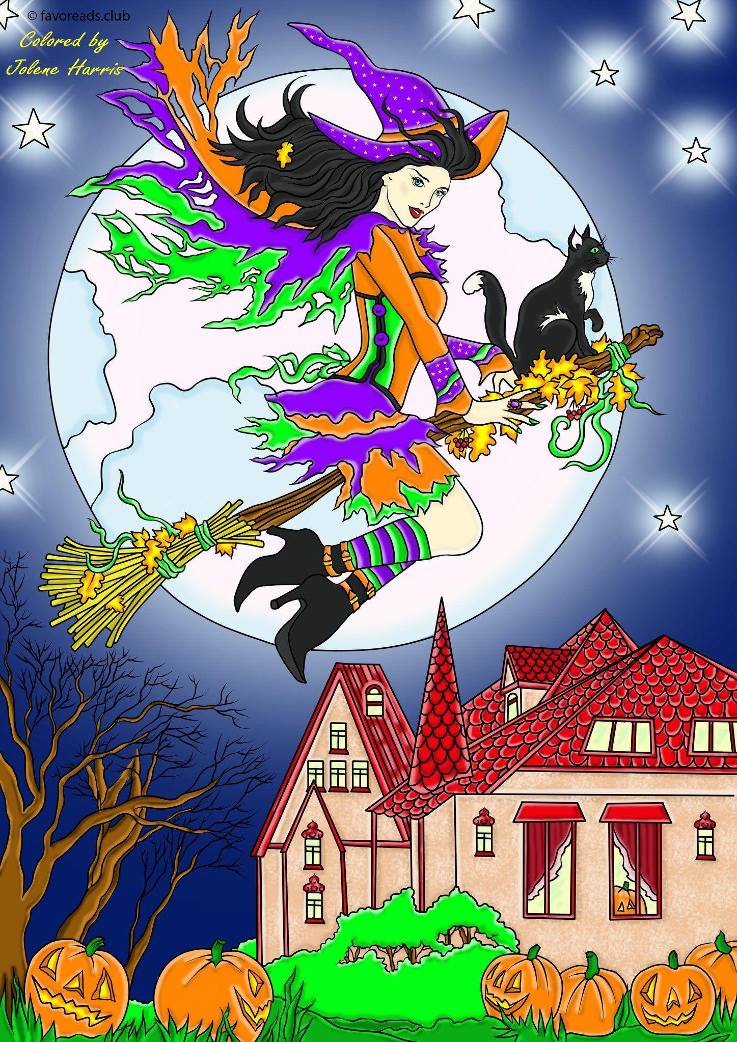 Preparing for halloween holidays pinterest halloween witch