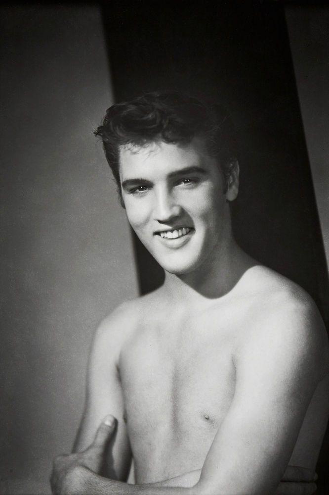 Presley nude elvis