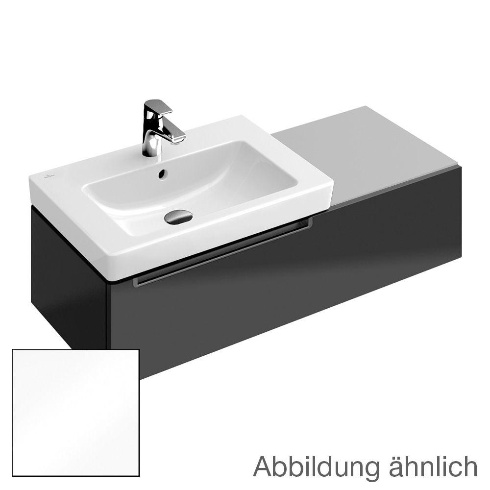 villeroy & boch subway 2.0 waschtischunterschrank asymetrisch mit, Badezimmer ideen