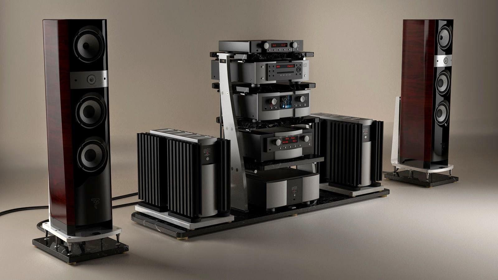JTL Audio STB2 audio rack system   02 Things passions Hi ...