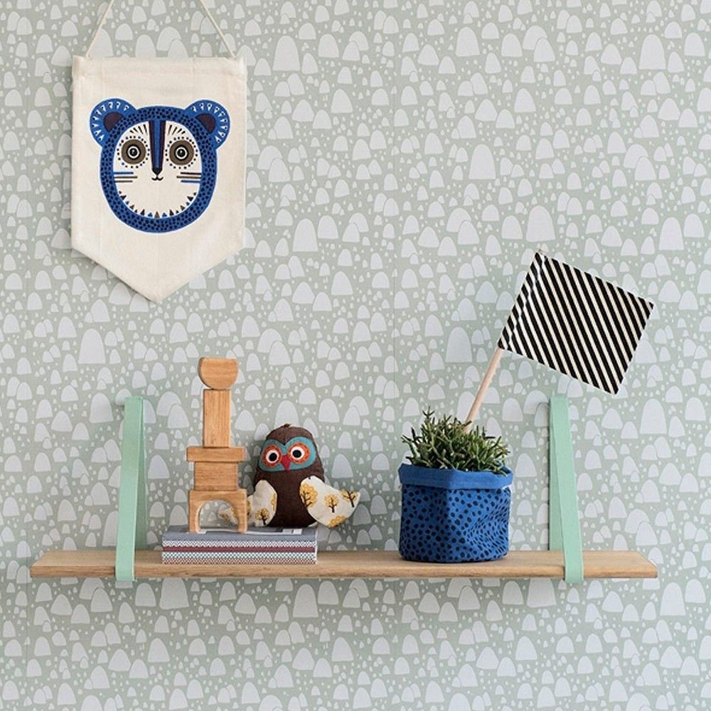 Ferm Living Kids Regalboden Aus Holz In Hellbraun Regal Kinder Regal Regalbretter