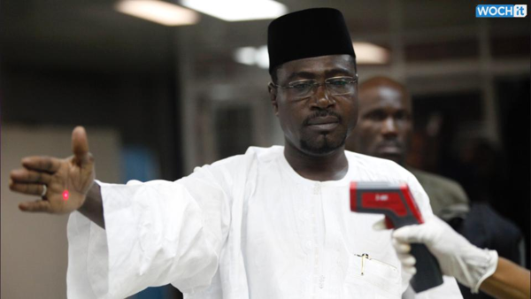 Nigeria's Jonathan declares state of emergency over Ebola