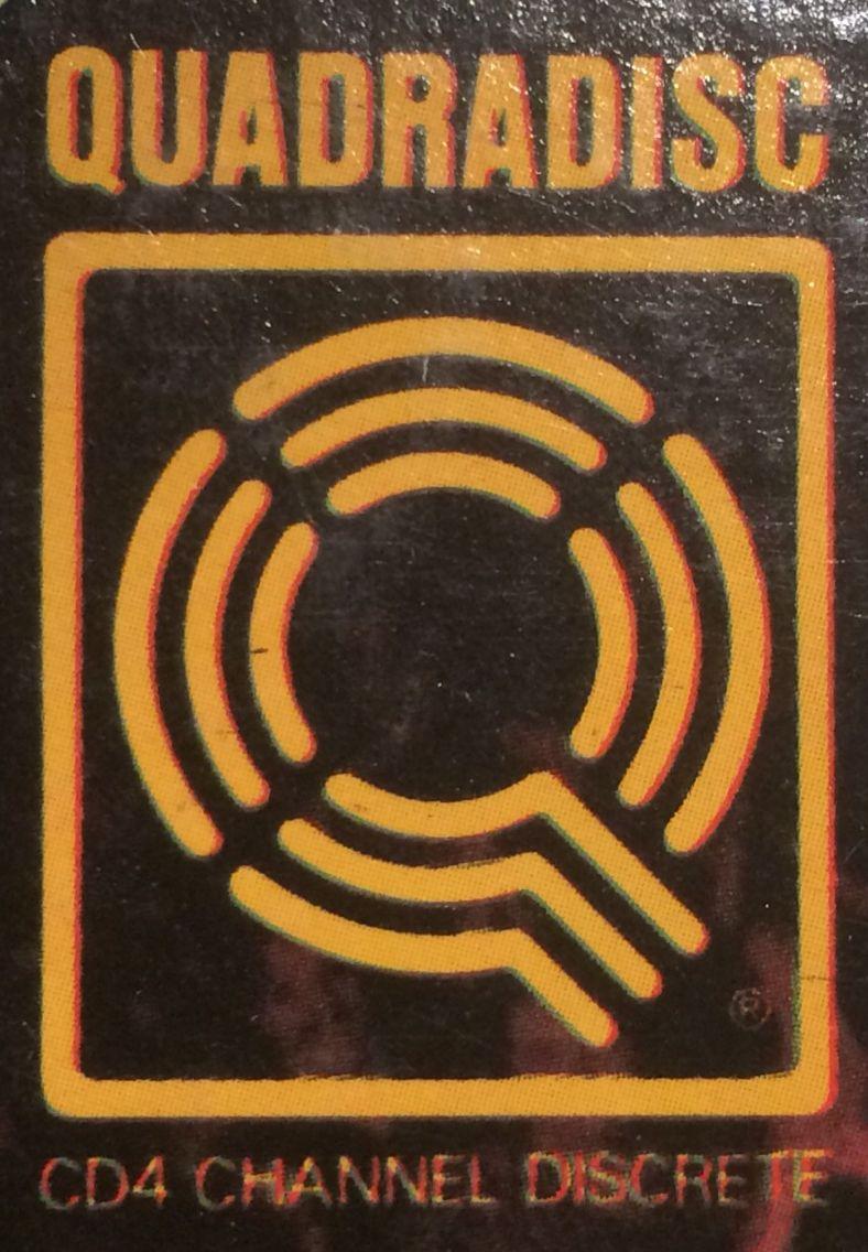 Quadradisc CD4 logo Logos, Vehicle logos, British