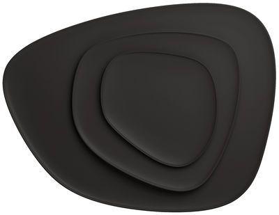 teller namast teller set aus 3 stapelbaren teilen. Black Bedroom Furniture Sets. Home Design Ideas