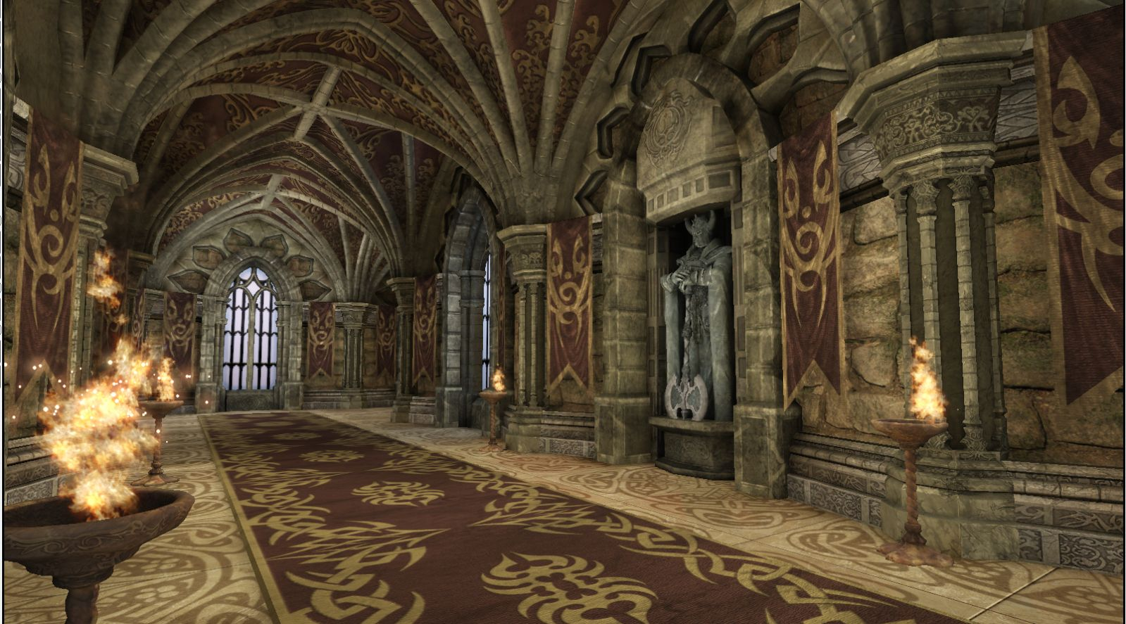 interior wallpaper 3d - photo #34