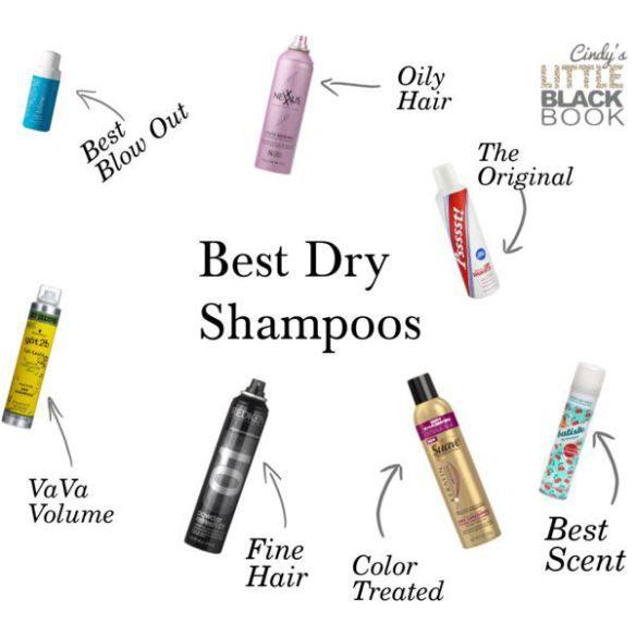 Best Dry Shampoos Dry Shampoo For Oily Hair Volume Fine Hair