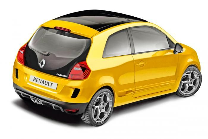 2015 Renault Twingo Rs Renault Twingo Rs Peugeot Coches