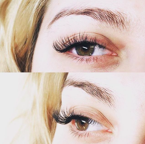 9160e40f3d8 Beautiful lashes by Carly at The Lash Lounge Orange located at The Village  off the 55 freeway. Call us at 714-695-5274 to book your appointment today!