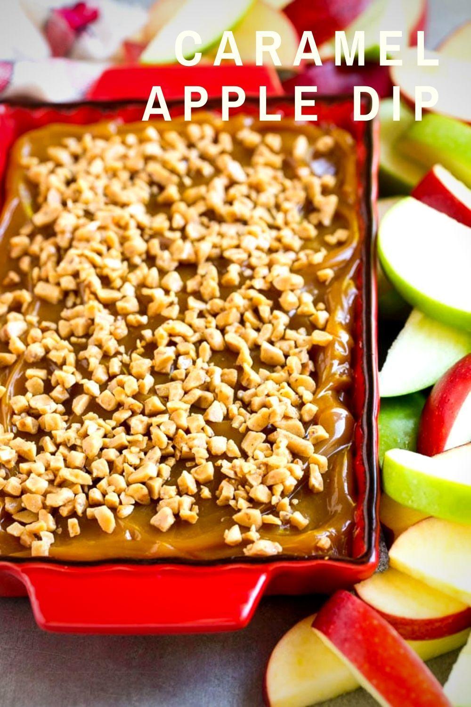 Caramel apple dip in 2020 health recipes easy easy