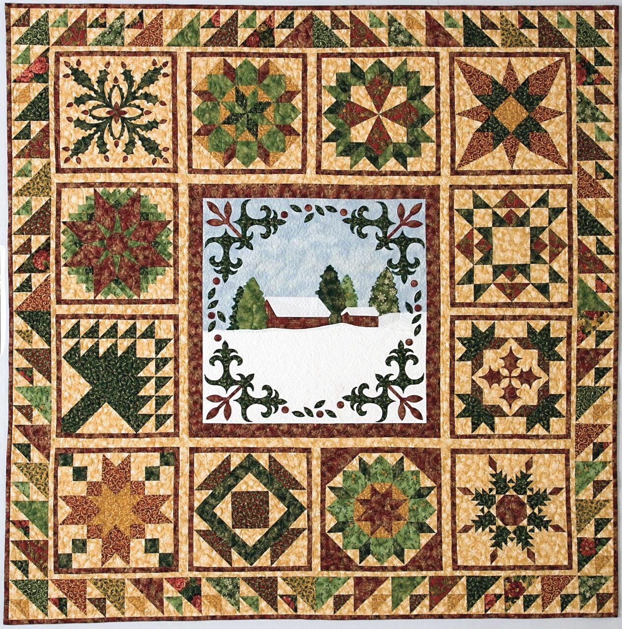 Christmas | Christmas quilts | Pinterest : list of quilt shops - Adamdwight.com