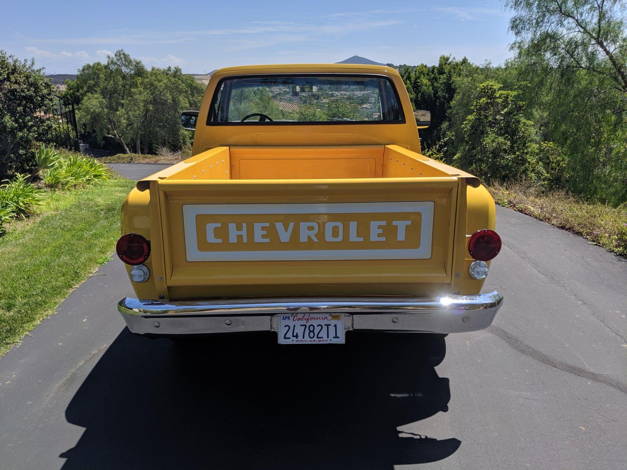 1974 Chevrolet C10 Stepside C10 stepside, Chevrolet
