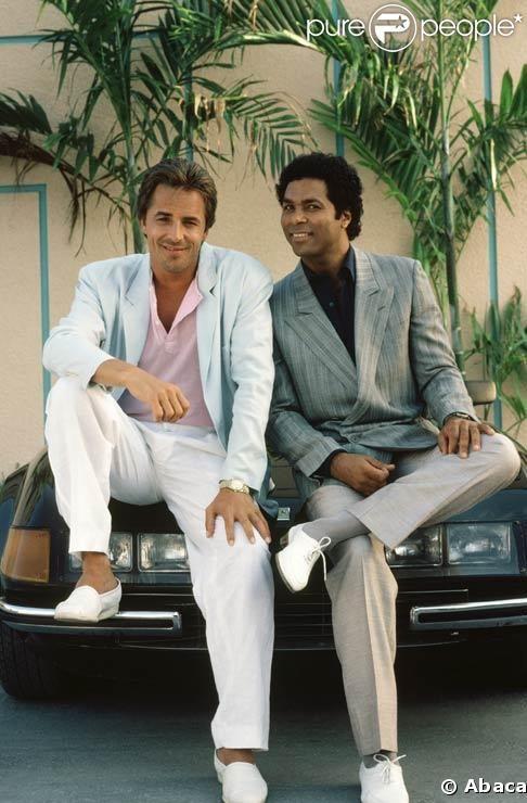 Deux Flics A Miami Miami Vice Nostalgie Serien