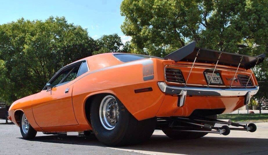 '70 Pro Mod Hemi Cuda CUDA'S Mopar, Muscle cars