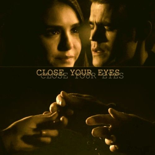 Elena & Stefan Close your eyes The Last Day 2x20
