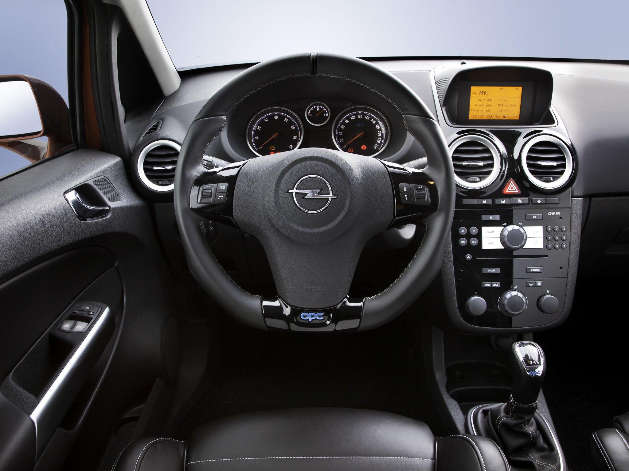 Opel Corsa Opc Nurburgring Edition D 2011