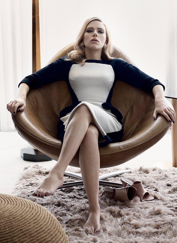 Scarlett Johannson; Vanity Fair 2014 Hvězdy, Herci, Krása