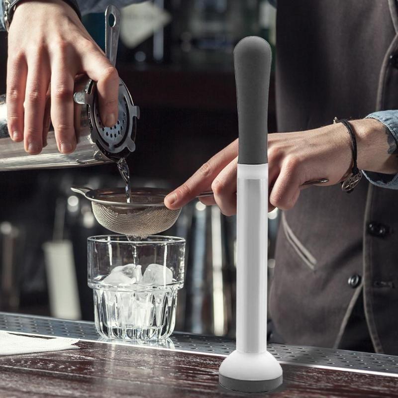 Stainless Steel Bartenders Barware Tools Cocktail Muddler