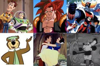 Elenco cartoni animati per anno di produzione vendosi tutto
