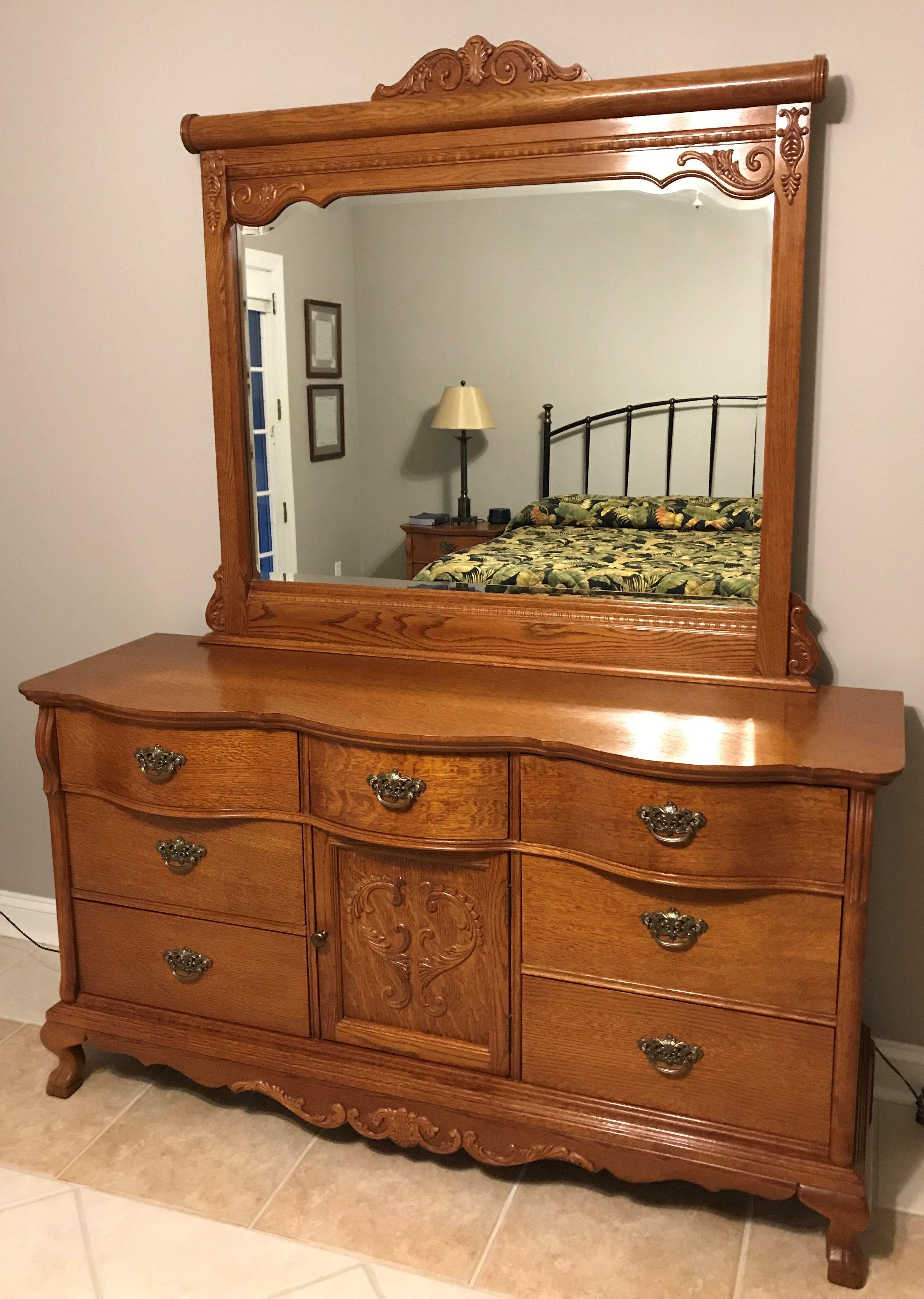 Lexington Victorian Sampler Door Triple Dresser And Mirror 391 235 And 391 206 Lexington Furniture Bedroom Lexington Furniture Furniture