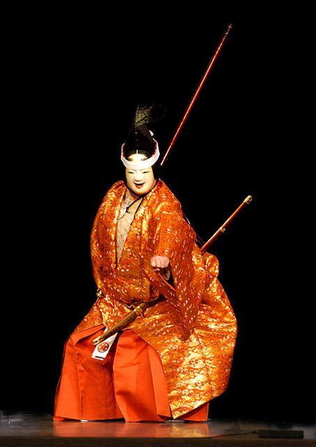 巴1 Japan Photo Noh Theatre Japanese Culture