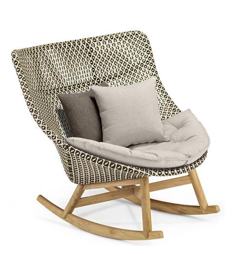 Wonderbaarlijk Schommelstoel voor buiten - Inspiraties   Schommelstoel, Meubel JJ-87