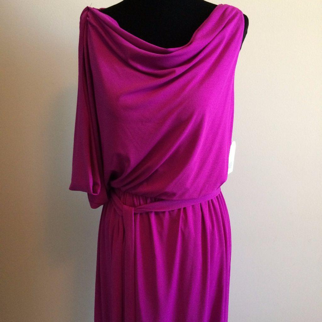 New!Jessica Simpson Hot Pink Cocktail Dress Size 6 | Pinterest