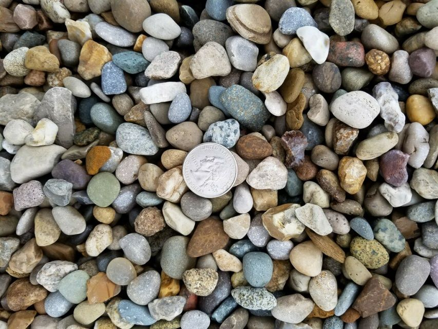 Indian Creek Gravel Indian Creek Gravel Stone Wallpaper