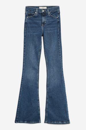 Giacca di jeans crop tagliata