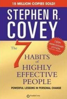 Pdf Download 7 Habits Of Highly Effective People Free By Stephen