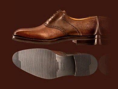 Scarpe di Bianco Saddle Shoes.