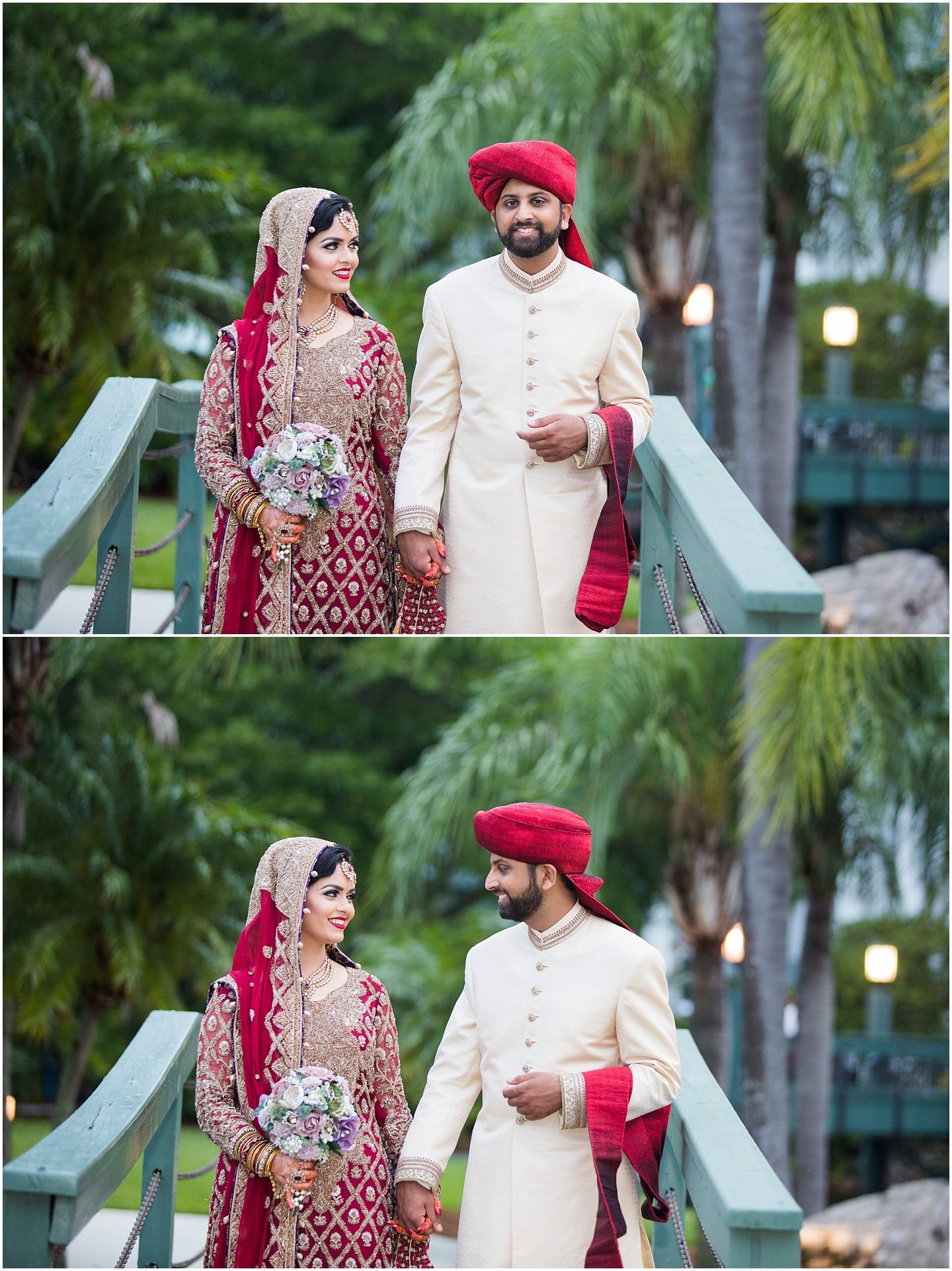 Pakistani couple poses indian wedding photographer www amitasphotography com